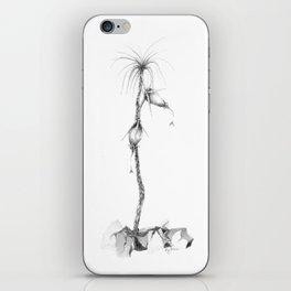 Turnerus Tinaus in Bloom (part of the Strange Plants series) iPhone Skin