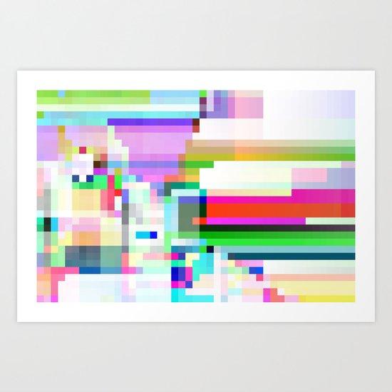 port3x4ax8a Art Print