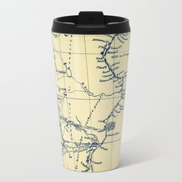 Patagonia - Blue Vintage Travel Mug