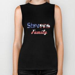 Stevens Family Biker Tank