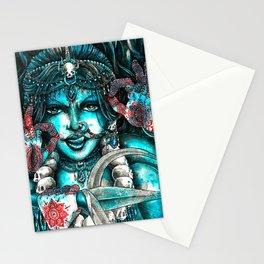 Goddess Kali Stationery Cards