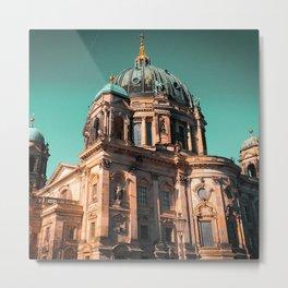Spandauer Vorstadt Berlin Metal Print