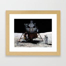 The Briar Patch Framed Art Print