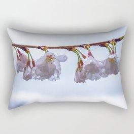 Brb... I'll be a Cherry Soon Rectangular Pillow