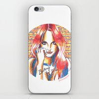 britney spears iPhone & iPod Skins featuring Britney Spears' Britney Jean Album by Eduardo Sanches Morelli