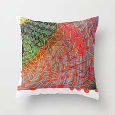 Christmas Pleff Throw Pillow