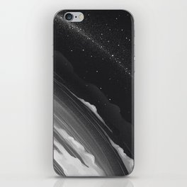 Planets lost in the vast of Space: 06 iPhone Skin