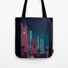 Trackless Jungle Tote Bag