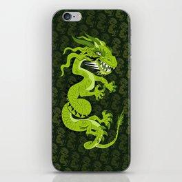 Jade Dragon iPhone Skin