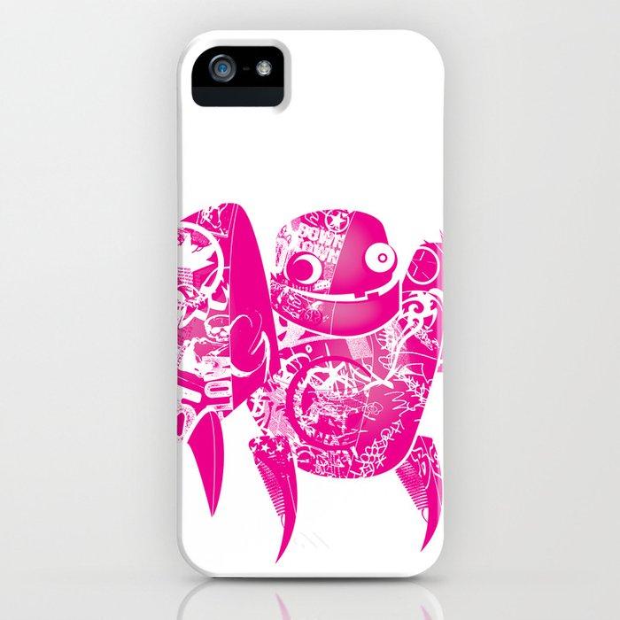 minima - slowbot 005 iPhone Case