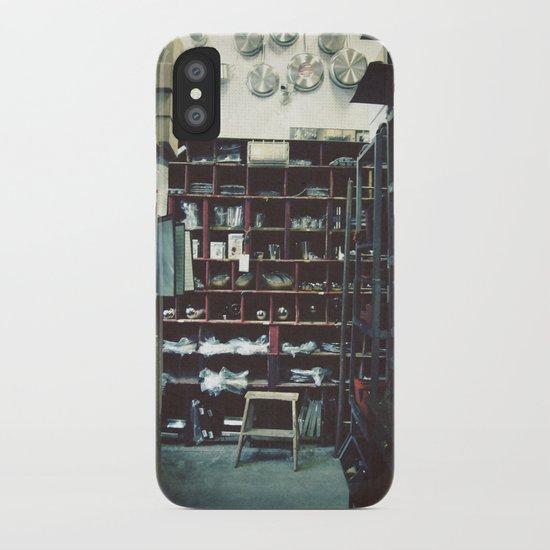 Paris Cook Shop iPhone Case