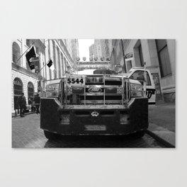 New York #02 Canvas Print