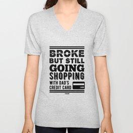 shopping fashion lifestyle Unisex V-Neck