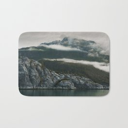 The Rockface Bath Mat