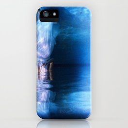 UNDERWATER GODDESS DREAMING  iPhone Case