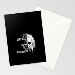 Live for Today Stationery Cards