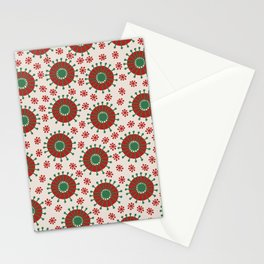 Carousel Christmas Stationery Cards