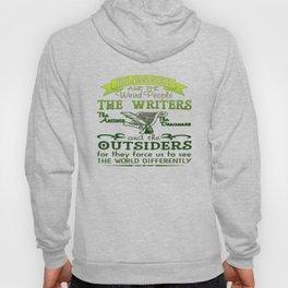 Writers, Artists, Dreamers Hoody