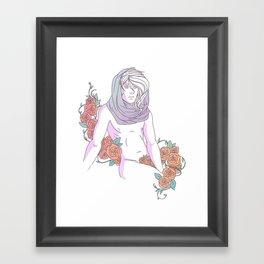 Pretty Boy 2 Framed Art Print