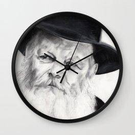 Lubavitcher Rebbe Wall Clock