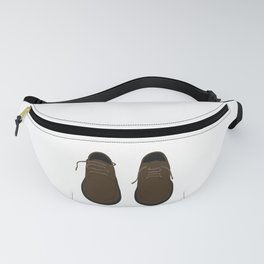 Pair Of Shoes Fanny Pack