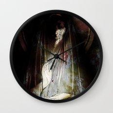 dark and light Wall Clock