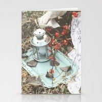 lanterns Stationery Cards featuring Lanterns by JennaMarie