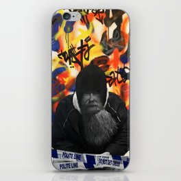 The Issue iPhone Skin