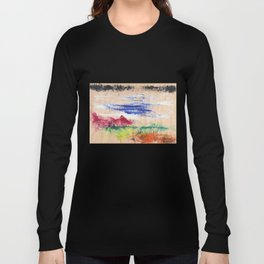 Hand-scape Long Sleeve T-shirt