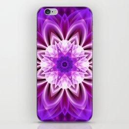 Mandala womenpower iPhone Skin