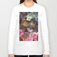 cincinnati Long Sleeve T-shirts featuring Koi of Cincinnati by Megan Braaten