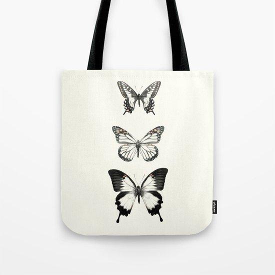 Butterflies // Align Tote Bag