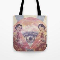 UNIVERSOS PARALELOS 001 Tote Bag