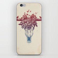 Dead summer iPhone Skin