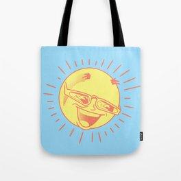 MR SUN Tote Bag