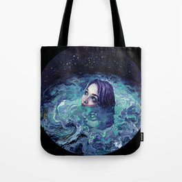 Whirlwind Calm Tote Bag