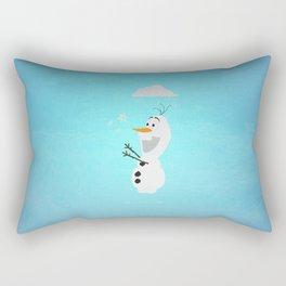 Olaf (Frozen) Rectangular Pillow