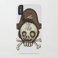 pirate iPhone & iPod Cases featuring pirate by adi katz