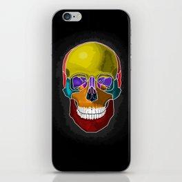Skull Anatomy iPhone Skin