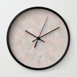 Beachside Grunge Wall Clock