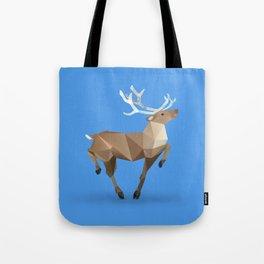 Reindeer. (Prancer) Tote Bag