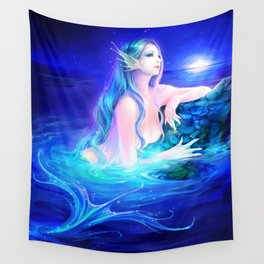 Siren Wall Tapestry