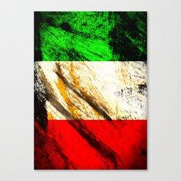 Il Tricolore Canvas Print
