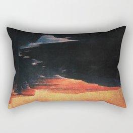 Fleeting Rectangular Pillow