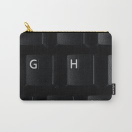 Classic QWERTY Keyboard  Carry-All Pouch
