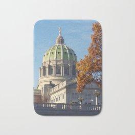 Pennsylvania State Capitol Building Bath Mat