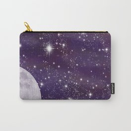 Cosmic Moon  Carry-All Pouch