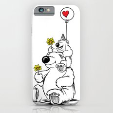 Papa Bear & Baby Bear Slim Case iPhone 6s
