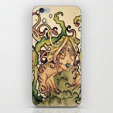 Nereid iPhone & iPod Skin