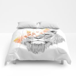 If I roar (The King Lion) Comforters